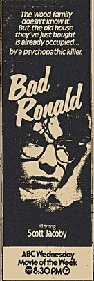 Bad Ronald - Movie Poster (xs thumbnail)