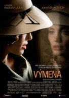Changeling - Slovak Movie Poster (xs thumbnail)