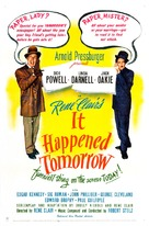 It Happened Tomorrow - Movie Poster (xs thumbnail)