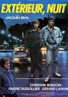 Extérieur, nuit - French Movie Poster (xs thumbnail)