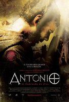 Antonio guerriero di Dio - Italian Movie Poster (xs thumbnail)