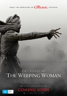 The Curse of La Llorona - Australian Movie Poster (xs thumbnail)
