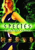Species - DVD movie cover (xs thumbnail)