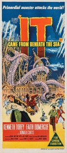 It Came from Beneath the Sea - Australian Movie Poster (xs thumbnail)