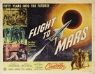 Flight to Mars - Movie Poster (xs thumbnail)