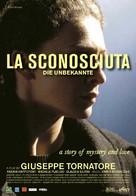 La sconosciuta - Swiss Movie Poster (xs thumbnail)