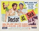 Doctor at Sea - Movie Poster (xs thumbnail)