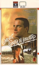To Kill a Priest - Argentinian VHS cover (xs thumbnail)