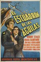 Eagle Squadron - Argentinian Movie Poster (xs thumbnail)