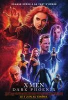 X-Men: Dark Phoenix - French Movie Poster (xs thumbnail)