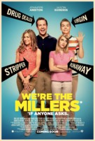 We're the Millers - Movie Poster (xs thumbnail)