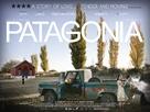 Patagonia - British Theatrical poster (xs thumbnail)