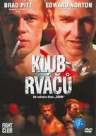 Fight Club - Czech Movie Cover (xs thumbnail)