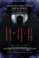11 11 11 - Singaporean Movie Poster (xs thumbnail)