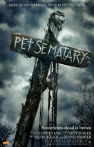 Pet Sematary - Australian Movie Poster (xs thumbnail)