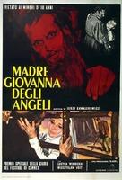 Matka Joanna od aniolów - Italian Movie Poster (xs thumbnail)
