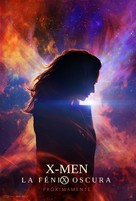X-Men: Dark Phoenix - Argentinian Movie Poster (xs thumbnail)
