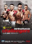 """Strikeforce Challengers"" - Movie Poster (xs thumbnail)"