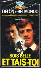Sois belle et tais-toi - French VHS movie cover (xs thumbnail)