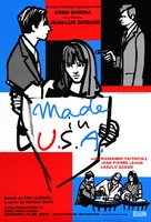 Made in U.S.A. - Movie Poster (xs thumbnail)