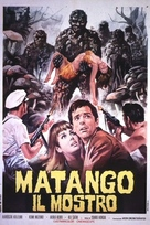 Matango - Italian Theatrical poster (xs thumbnail)
