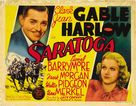 Saratoga - Movie Poster (xs thumbnail)