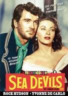 Sea Devils - Movie Cover (xs thumbnail)