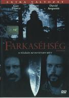 Ravenous - Hungarian DVD cover (xs thumbnail)
