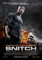 Snitch - Singaporean Movie Poster (xs thumbnail)