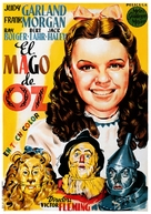 The Wizard of Oz - Spanish Re-release movie poster (xs thumbnail)