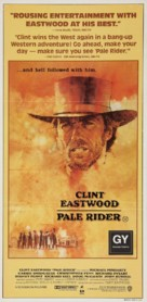 Pale Rider - Australian Movie Poster (xs thumbnail)