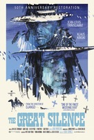 Il grande silenzio - Re-release movie poster (xs thumbnail)