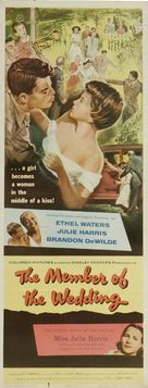The Member of the Wedding - Theatrical poster (xs thumbnail)