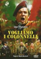 Vogliamo i colonnelli - Italian Movie Cover (xs thumbnail)