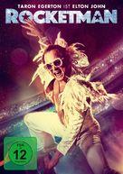 Rocketman - German DVD movie cover (xs thumbnail)