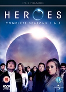 """""""Heroes"""" - British DVD movie cover (xs thumbnail)"""