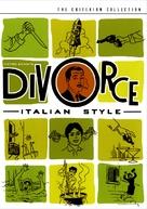 Divorzio all'italiana - DVD movie cover (xs thumbnail)