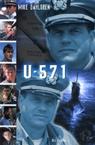 U-571 - DVD movie cover (xs thumbnail)