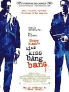 Kiss Kiss Bang Bang - French Movie Poster (xs thumbnail)