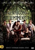 Beautiful Creatures - Hungarian DVD cover (xs thumbnail)