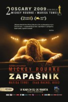 The Wrestler - Polish Movie Poster (xs thumbnail)
