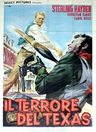 Terror in a Texas Town - Italian Movie Poster (xs thumbnail)