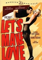 Let's Make Love - DVD movie cover (xs thumbnail)