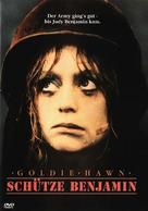 Private Benjamin - German DVD cover (xs thumbnail)