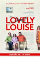 Lovely Louise - German Movie Poster (xs thumbnail)