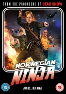 Norwegian Ninja - British DVD cover (xs thumbnail)