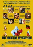 The Rules of Attraction - Swedish DVD cover (xs thumbnail)
