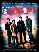 Knockaround Guys - French Movie Poster (xs thumbnail)