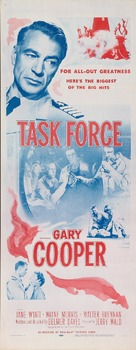 Task Force - Movie Poster (xs thumbnail)