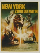 Fear City - French Movie Poster (xs thumbnail)